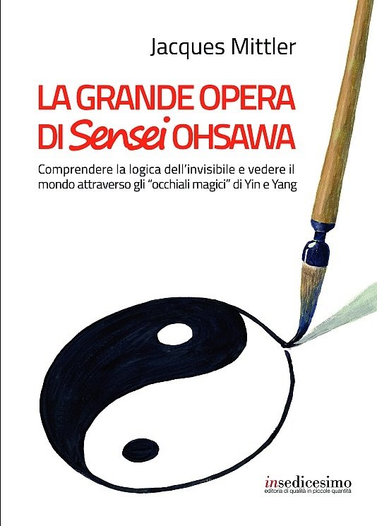 Copertina - La Grande Opera di Sensei Ohsawa